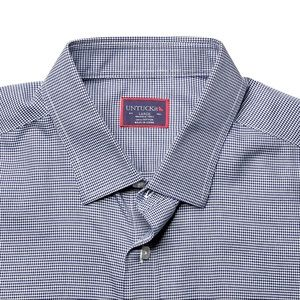 UNTUCKit Wrinkle Free Button Front L/S Shirt